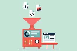 تولید محتوا چیست؟ راه های افزایش بازدید وب سایت